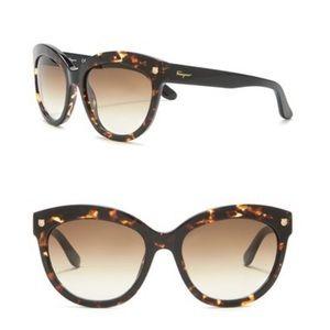 Authentic Salvatore Ferragamo Sunglasses